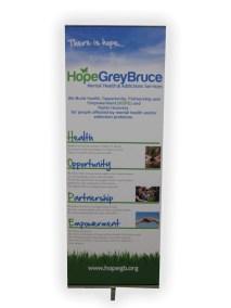Hope Grey Bruce Banner