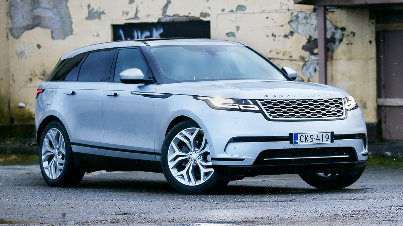 Pikatesti: Range Rover Velar