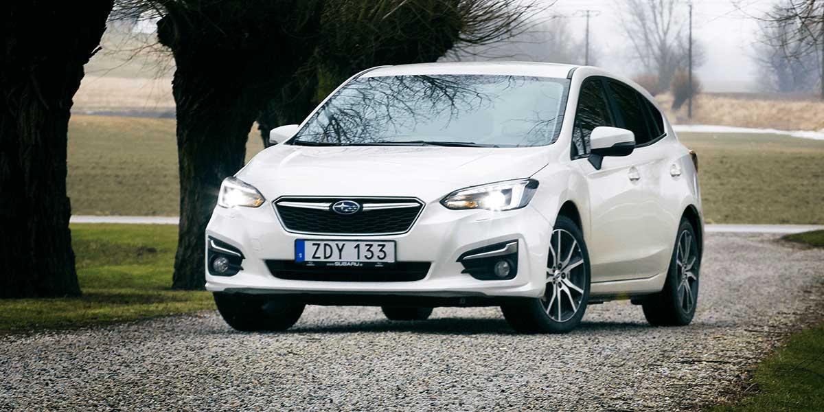 Pikatesti: Subaru Impreza 2.0i – Vihdoin uutta!