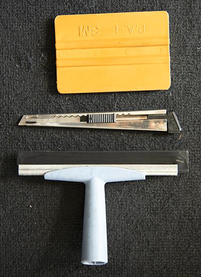 Työkalut kalvosulkeisiin
