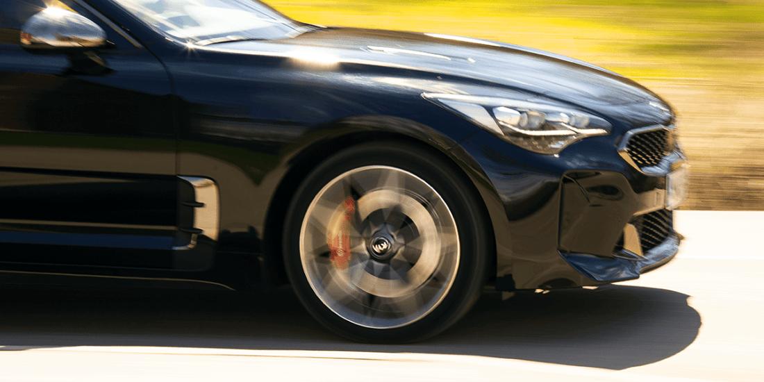 Kia Stinger GT 3.3 T-GDI V6 AWD