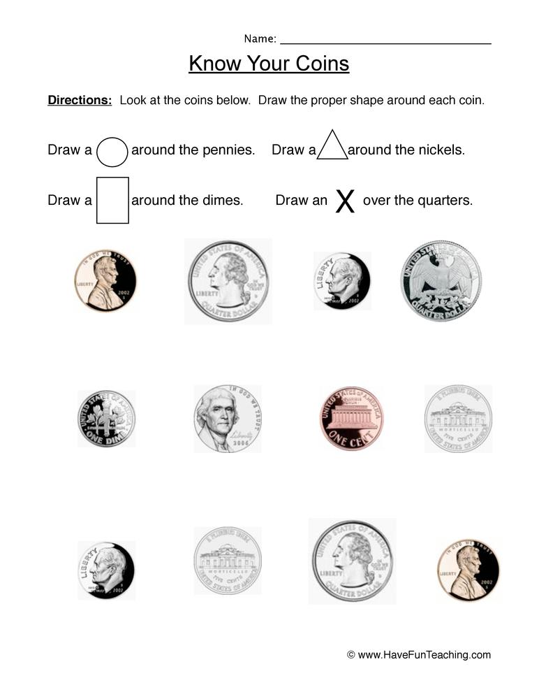 Image Result For Third Grade Math Worksheets Adding Money