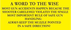 Muzzle Direction