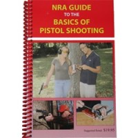NRA Pistol Course First Steps Pistol