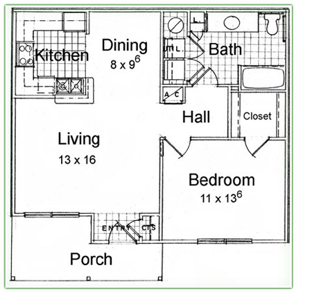 Nec Kitchen Wiring Diagram on 2 bedroom camper floor plans