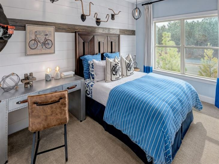 Haven-Design-Works-Atlanta-CalAtlantic-Herrington-Trace-Boys-room-bike