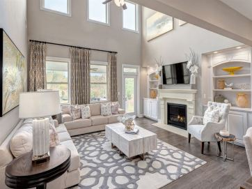 Haven-Design-Works-Atlanta-CalAtlantic-Herrington-Trace-Great-Room-two-story