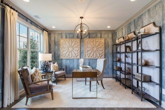 Haven-Design-Works-Atlanta-CalAtlantic-Traditions-Study-Wallpaper