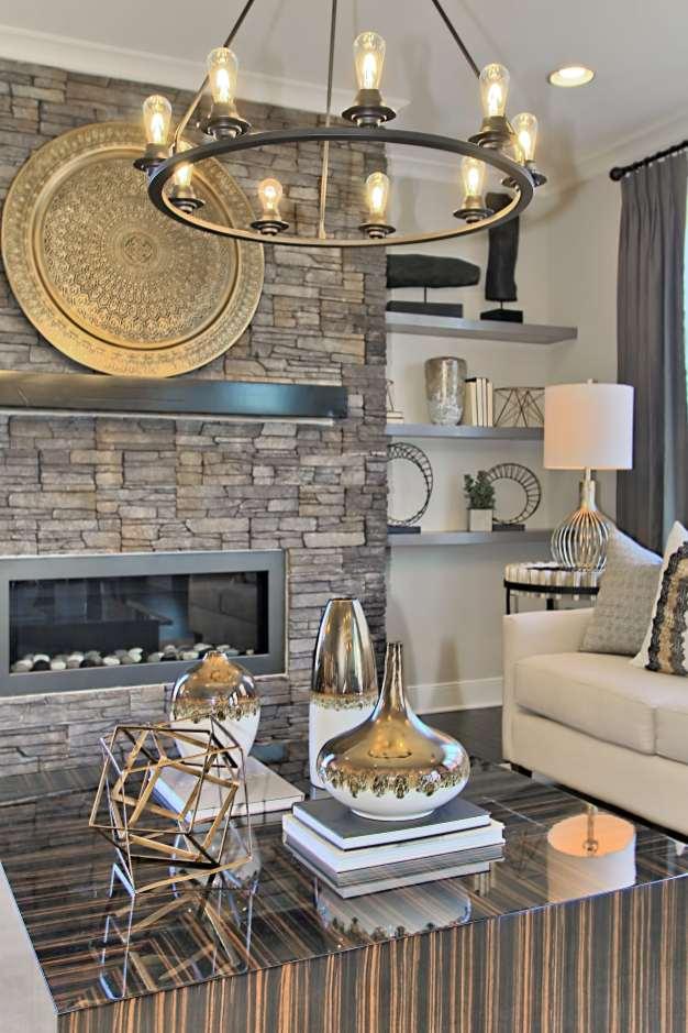 Haven-design-works-Atlanta-CalAtlantic-Washington D.C.-Belmont Run-model-home-Floating Shelves-min