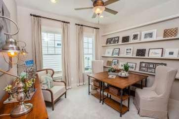 Haven-design-works-Atlanta-K.Hovnanian-Charleston-Lewes-model-home-Study-min
