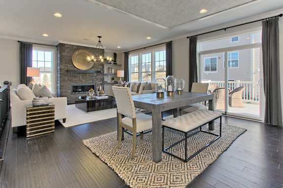 Haven-design-works-Atlanta-CalAtlantic-Washington D.C.-Belmont Run-model-home-Open Concept Family Room-min