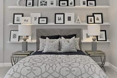 Haven-design-works-Atlanta-CalAtlantic-Washington D.C.-Glenbury Estates-model-home-Guest Room-Picture Ledge-min (2)