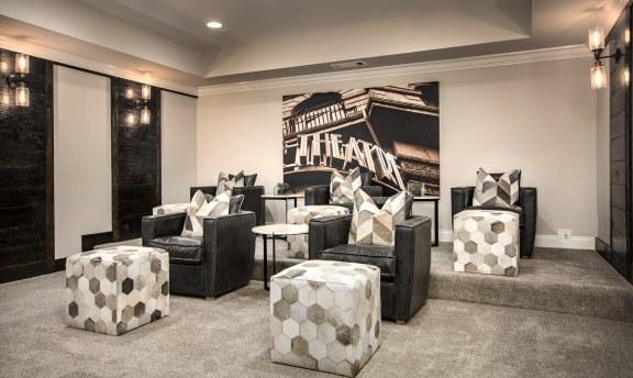 Haven-design-works-Atlanta-CalAtlantic-Atlanta-Briarstone at Nesbit Lakes-model-home-Home Theater
