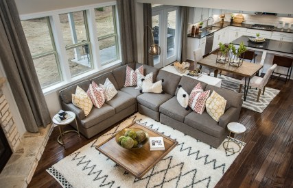 Haven-design-works-Atlanta-CalAtlantic-Atlanta-Tramore-model-home-Open- Family Room