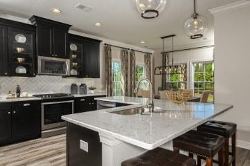 's Lake-model-home-Kitchen