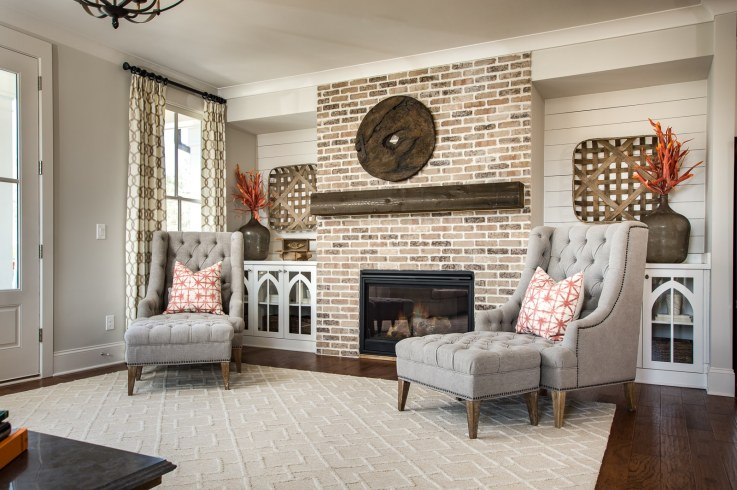 Haven-design-works-Atlanta-Stanley Martin-Atlanta-Inwood-model-Family Room