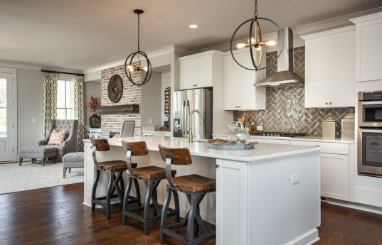 Haven-design-works-Atlanta-Stanley Martin-Atlanta-Inwood-model-home-Open Living