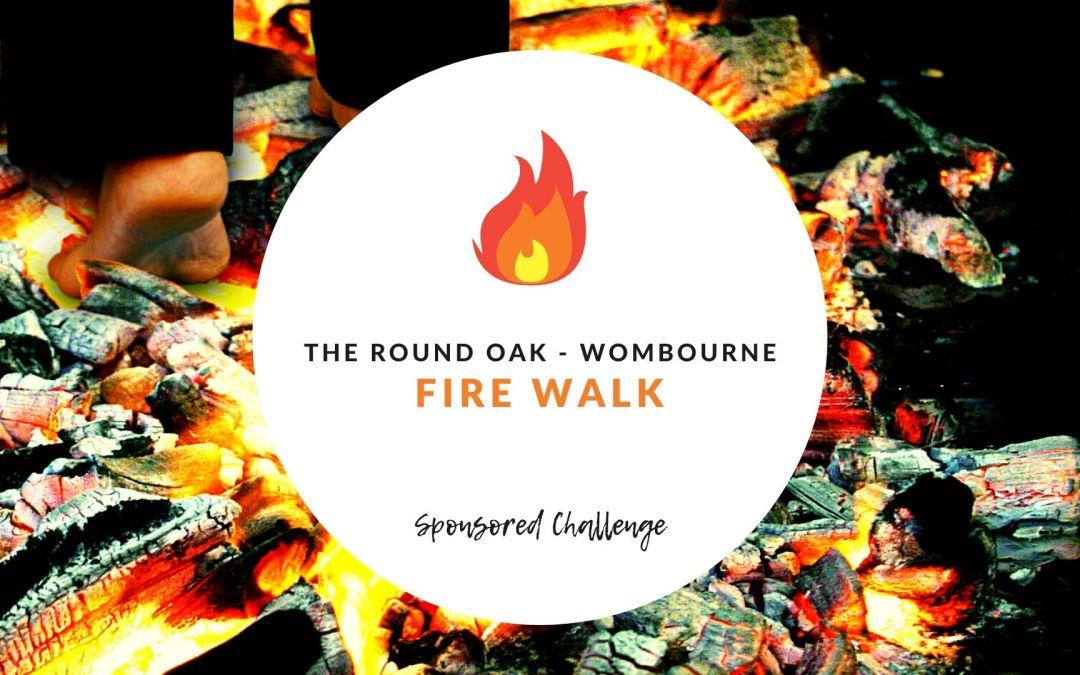 Fire Walk – November – 2021