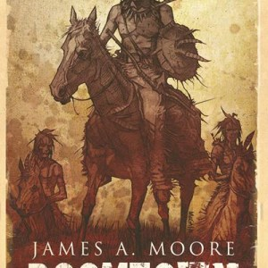 Haverhill House Publishing — Boomtown by James A. Moore