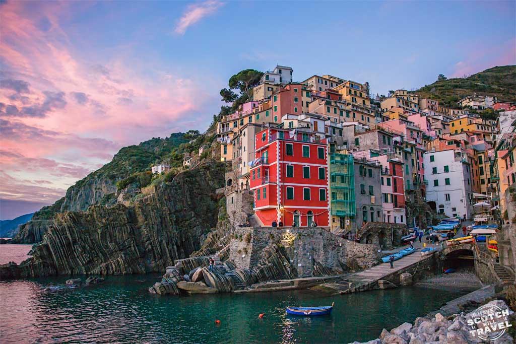 riomaggiore, italy, cinque terre, travel prints, world travel, landscape photography