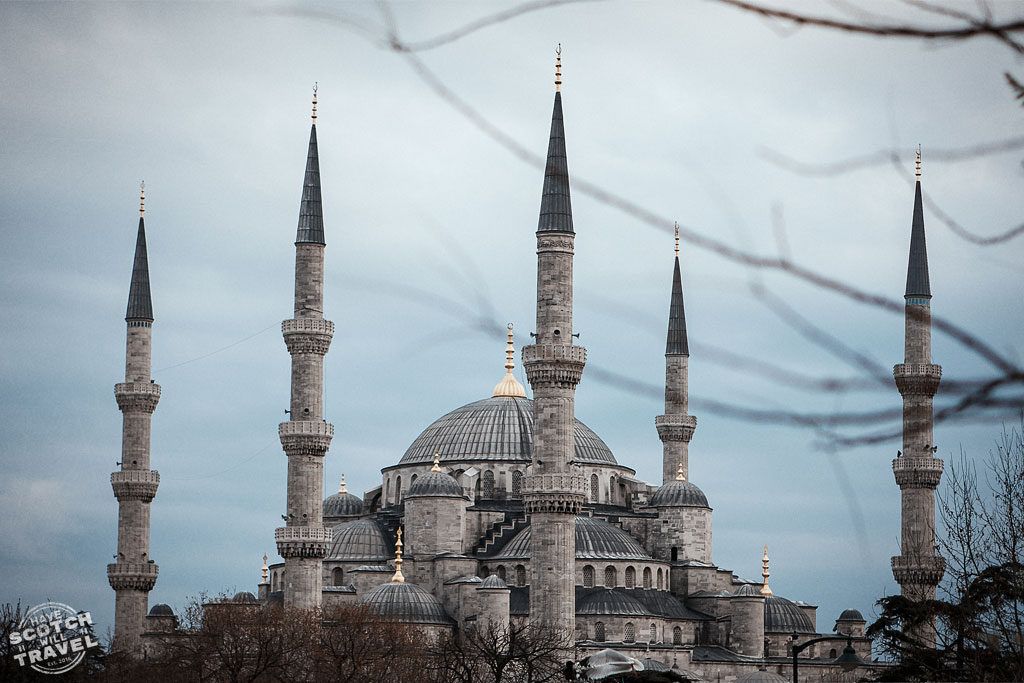 istanbul, landscape photography, travel photography, travel prints, travel tips, turkey, world travel, The Sultan Ahmed Mosque, The Blue Mosque