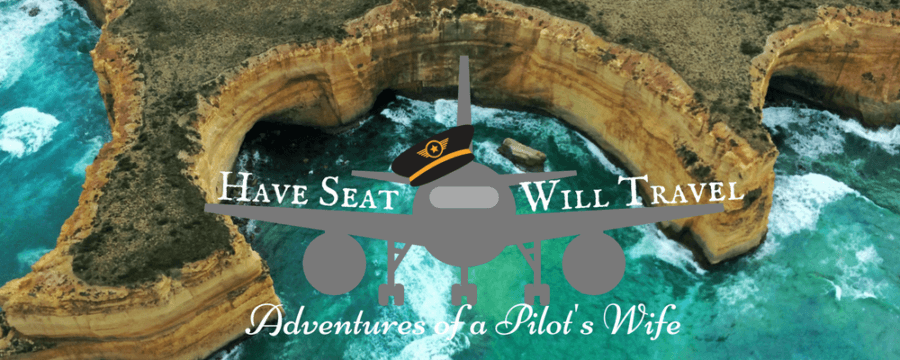 Have Seat Will Travel: Adventures of a Pilots Wife