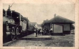 Cloverport Depot