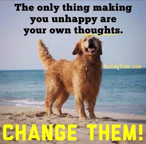 change them
