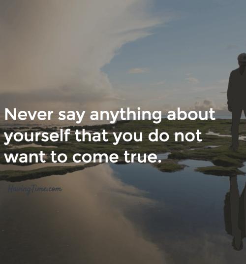 self-talk quotes