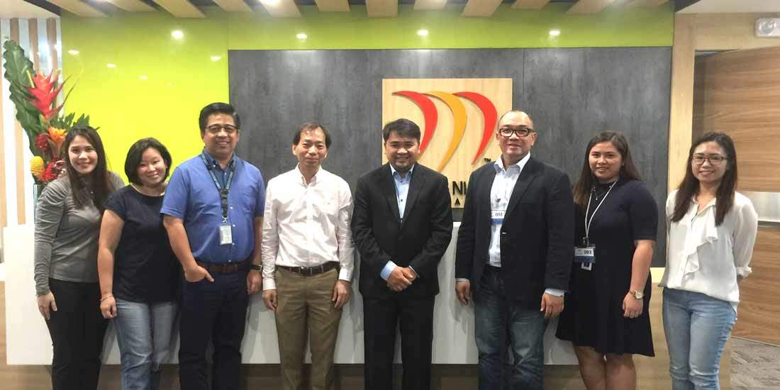 Havitas Developments is working with Monde Nissin on their new corporate headquarters in Pasig.