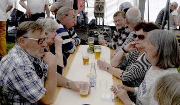 Hornbæk Havneforening 40 års Jubilæum