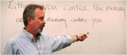 control the memory