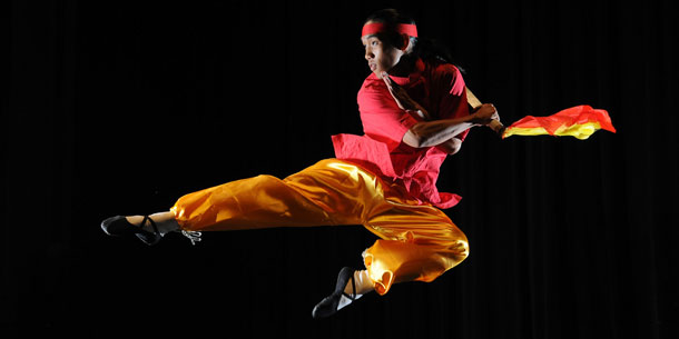 Diverse Dance Styles Shine At Fall Footholds
