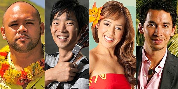Torres-Kahele, Shimabukuro, Helm, Makana headshots