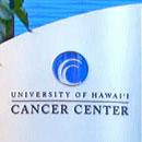 cancer center sign