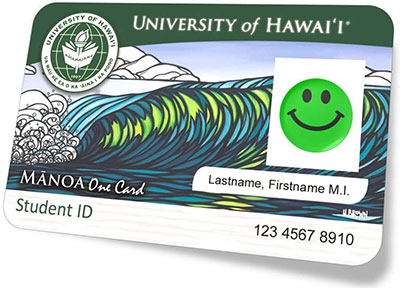 The Manoa One Card
