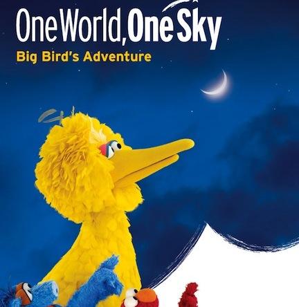 Big Bird Embarks On Hokulani Imaginarium Adventure