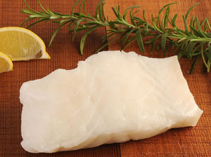 Chilean sea bass fillet