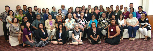 Cancer Council of the Pacific in Guam, 2014