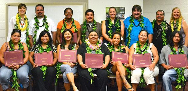 Recent National Career Readiness Certificate recipients