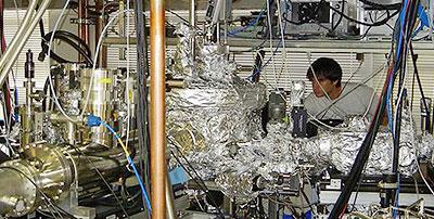 Keck laboratory