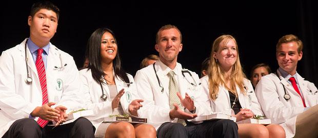 John A. Burns School of Medicine students