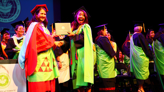 2015 Spring Commencement Ceremony Schedule