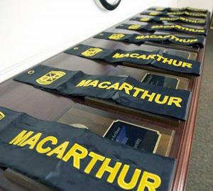 MacArthur Award