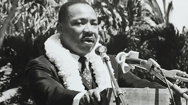 Dr. Martin Luther King, Jr. Delivers Message Of Hope At UH Mānoa