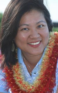Director of Global Education Carolina Lam