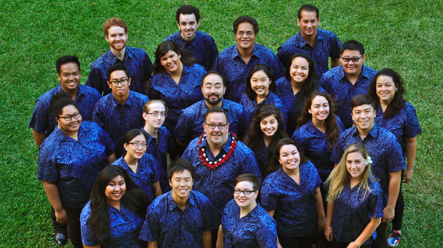 Voices Of Aloha Choir Performs From Montreal To Manhattan