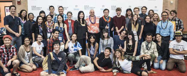 ACM HIFF Group Photo