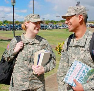 Leeward CC Designated As Military Friendly College