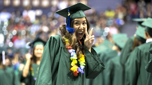 Photos: Celebrating UH Fall Grads!